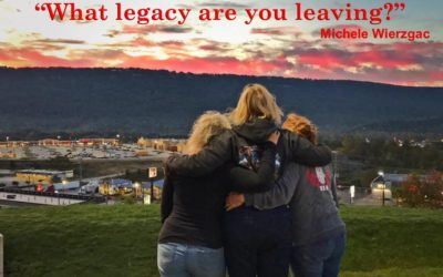 Your Legacy at Work and in Life Do Matter